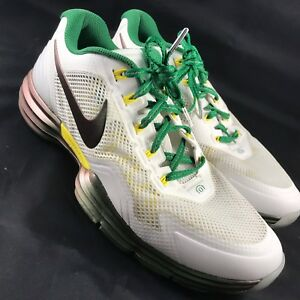 best website 06b1f 865a9 Image is loading NIKE-Lunar-TR1-Oregon-sz-11-Oregon-Ducks-