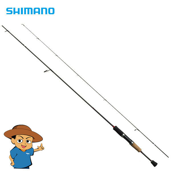 Shimano TROUT ONE AS S66UL-F Ultra Light 6'6  trout fishing spinning rod