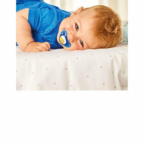 18-36 Monate Silikon Löwe 3er-Set MAMIA® Baby-Schnuller kiefergerechte Form