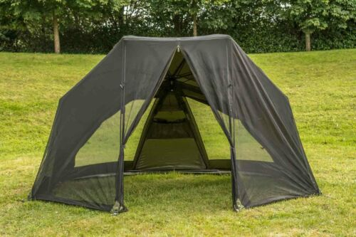 "Wychwood 60/"" MHR Brolly Multi-Fit Mozzi Front Brolly NEW Shelter Carp Cover"