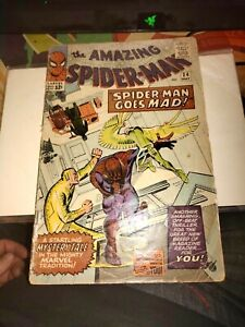 Amazing-Spiderman-24-1965-The-Vulture-Sandman-Lee-Ditko-Mysterio