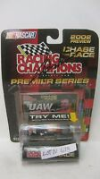 Nascar Chase The Race 25 Autographed Jerry Nadeau Chevy 1:64 Diecast Dc1393