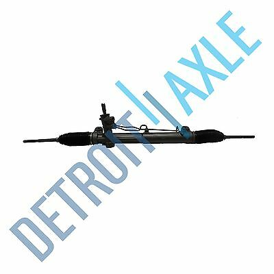 Dodge Charger RWD with Police Package Complete Rack and Pinion Gear Assembly