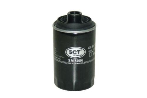 1x SM 5086 filtro dell/'olio di SCT GERMANY