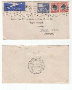 South-Africa-1948-cover-to-Australia-BEIER-backstamp