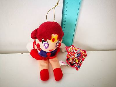 SAILOR MOON SAILOR MARS GIOCATTOLI PELUCHE BANPRESTO PLUSH ANNI 90