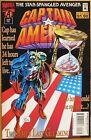 MARVEL COMICS.....CAPTAIN AMERICA VOLUME 1 #443, SEPT '95 COMIC BOOK
