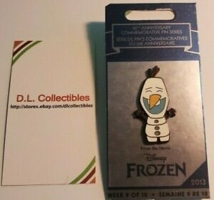 Disney-Frozen-30th-Anniversary-Olaf-Pin