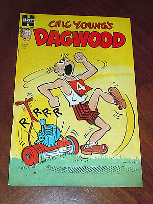 DAGWOOD #36 (1953) VF-NM cond. (9.0)  POPEYE, LITTLE KING  File Copy!