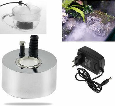 Vige Ultraschall-Nebel-Hersteller-Wasser-Brunnen-Teich-Zerst/äuber-Luft-Befeuchter einfach Garten-Spr/üher-Werkzeug zu betreiben