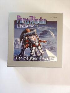 Perry-Rhodan-Silber-Edition-13-Der-Zielstern-13-CDs-Box