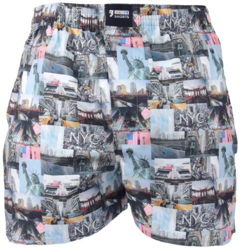 Happy Shorts AMERICAN BOXER Boxershorts Pantaloncini scozzese d19 gran DESIGN NUOVO
