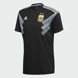d11b7df196fb7 Image is loading ADIDAS-ARGENTINA-AWAY-JERSEY-WORLD-CUP-2018