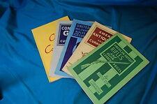 5 Gun Price Guides 1950s Martin Rywell Pioneer Press Confederate Antique Musket