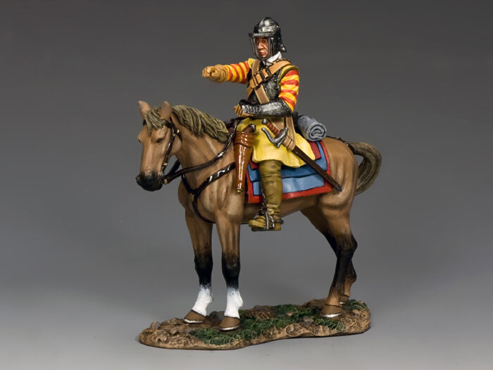 King King King and Country Pointing Round Head Trooper PnM043 5a4c84