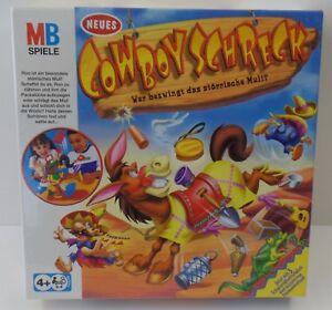 Cowboyschreck-Wer-bezwingt-das-stoerrische-Muli-MB-Spiele-NEU-NEW