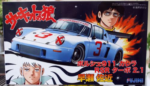 Porsche 911 RSR Turbo 2,1 Martini Sakon Hayase 1:24 Fujimi 170473