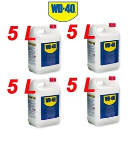 wd40 20 l bottle penetrating cleanser damp proofing. Black Bedroom Furniture Sets. Home Design Ideas