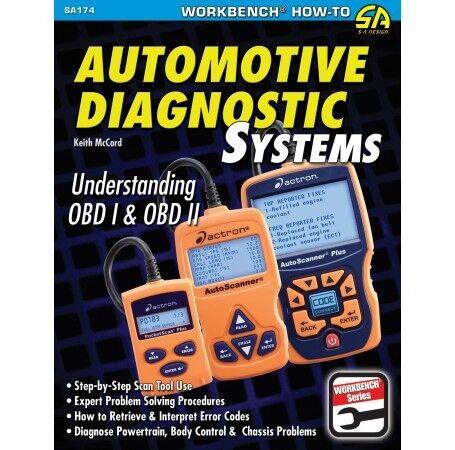 Automotive Diagnostics Understanding OBD-I /& OBD-II OBD1 OBD2 Manual Book SA174