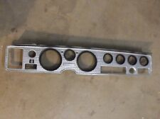 1970-81 Trans am Gauge Bezel Face Plate