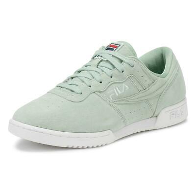 Retro Fashion Sneakers Mint Green