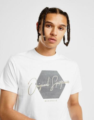 New McKenzie Men's Greg Ultra-Comfy Short Sleeve T-Shirt