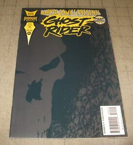 Midnight Sons #144 GHOST RIDER (1993) VF Condition Comic - Siege of Darkness #6