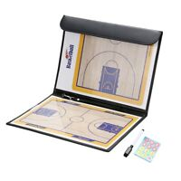 Professional Basketball Coaching Board Coaches Clipboard Dry Erase w/marker New