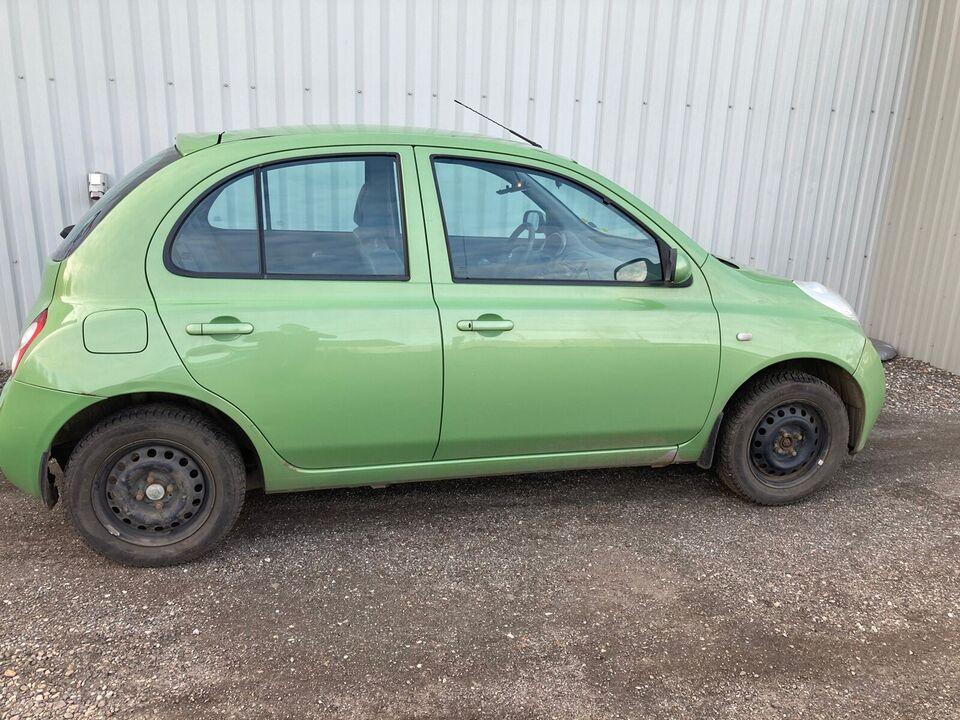 Nissan Micra, 1,2 Visia, Benzin