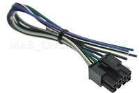 Alpine Mrv-m500 Mrvm500 Genuine Hi-low Speaker Input Plug Pay Today Ships Today