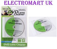 LASER LENS CLEANER DVD BLU-RAY PLAYER GAMES CONSOLES X BOX 360 PS3