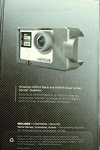 New-GoPro-Karma-Grip-Drone-Harness-for-Hero4-Black-Silver-Camera-FPV