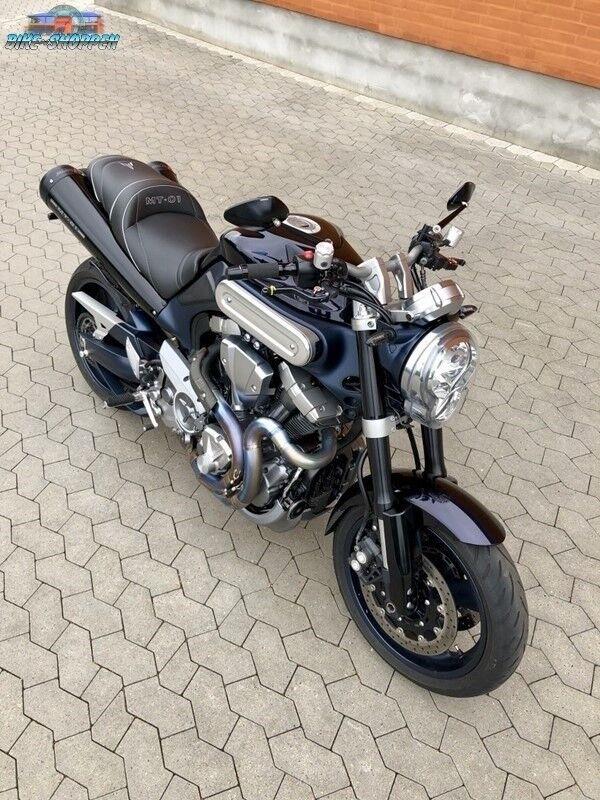 Yamaha, MT-01, ccm 1700