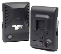 T-eye Dual Dash Video Camera Sd Gps Map Recorder Police Taxi Cab Bus Truck Dvr