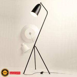 Details About Modern Grasshopper Triangle Led Floor Lamp Greta Magnusson Grossman Style Light