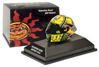 Minichamps Valentino Rossi Agv Helmet Motogp 2014 - 1/8 Scale