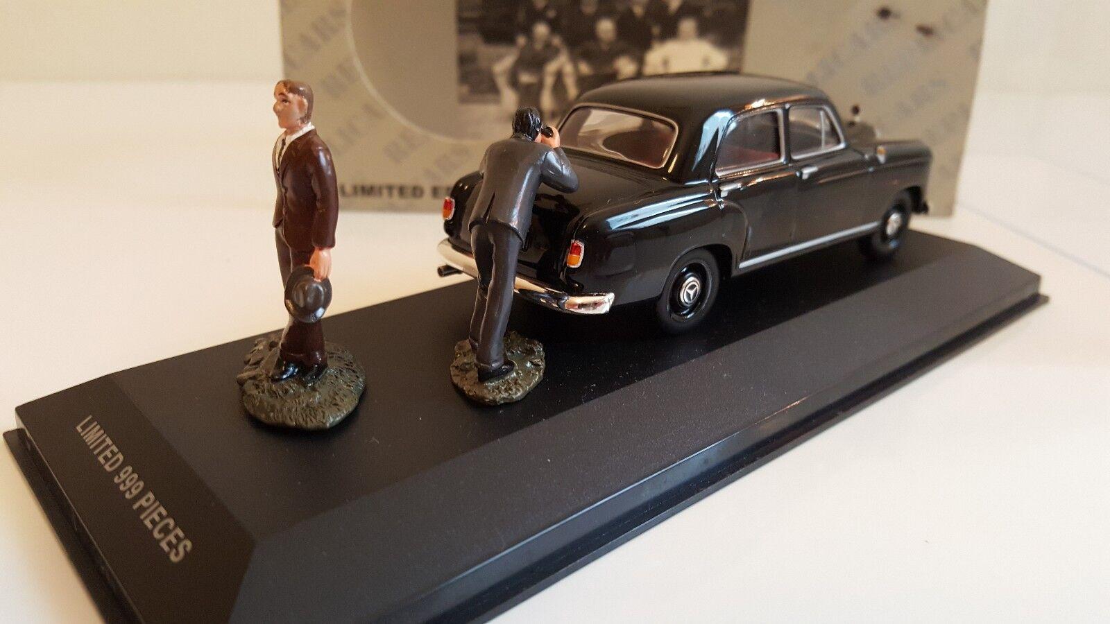 Ixo   Replicars  Cold Cold Cold War Series  - Mercedes 180 Bundesnachrichtendienst (1 43) 180b2f