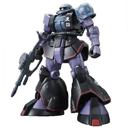 Nuevo Bandai Hg 1 144 Zaku Alto Movilidad Test Tipo Kit de Modelismo Gundam The
