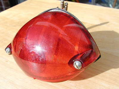 REPLACEMENT LUCAS type 529 QUALITY REAR TAIL LAMP ASSY T20 TIGER CUB ETC