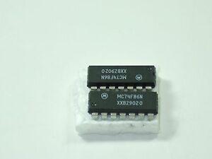 2pk-74F86-Quad-2-Input-XOR-Gate-Dip-Pkg-ICs