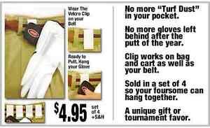 Golf-Glove-Belt-Clips-pack-of-4