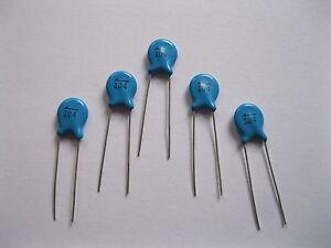 1000pcs Ceramic Disc Capacitors 50V 100nF 0.1uF 104pF