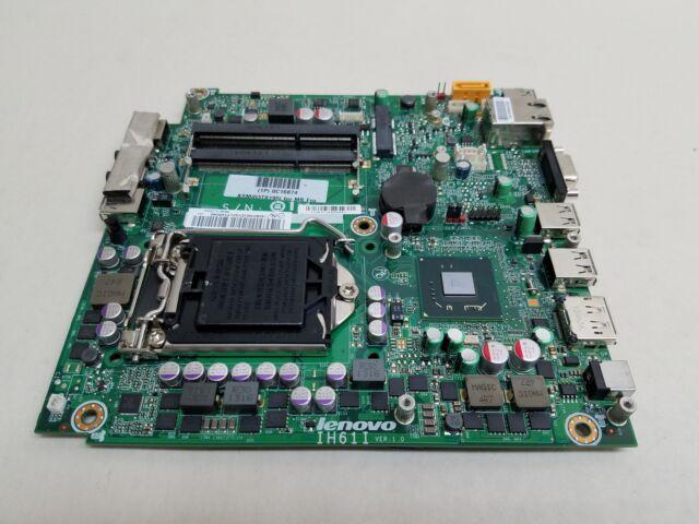 Lenovo 03t8195 Thinkcentre M72e LGA 1155/ Conector H2 Ddr3 Escritorio Placa Base