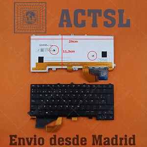 Keyboard Spanish for Dell Alienware 14 Black(Backlit-For Win8) Spanish TRd3EEVh-09103039-655134564