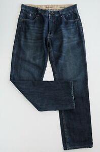 BURBERRY-LONDON-Mens-Black-Label-Jeans-W35-Classic-Fit-Mid-Rise-Straight-Leg