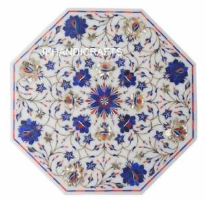 12-034-Coffee-Side-Table-Top-Lapis-Lazuli-Floral-Inlaid-Home-Decor-Gifts