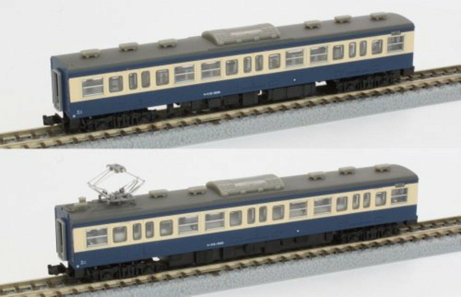 Rokuhan T003-3 Z Escala Jnr Serie 113-1500 Yokosuka Color 2 Coches Set F   S