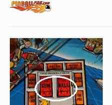 Twilight Zone Door Flasher Accessory by Pinball Pro Machine TZ Williams Bally