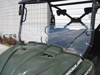 Arctic Cat Prowler 500 2017+ 16 Half Windshield Ships Free