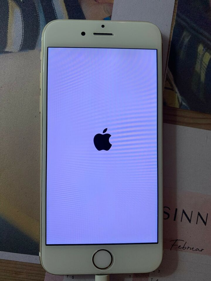 iPhone 6, 16 GB, guld